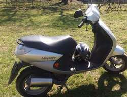 Peugeot Vivacity S1/CA/DA