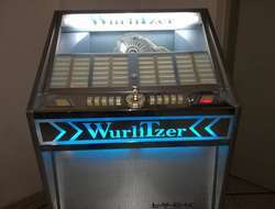 Wurlitzer Jukebox Musikbox