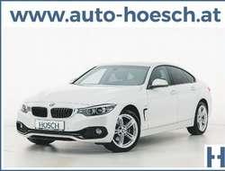 Jungwagen BMW 420d xDrive Gran Coupe