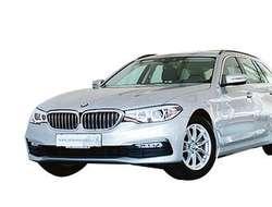 BMW 520d Touring Aut. LED/NAVI. Neues