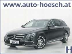 Jungwagen Mercedes-Benz E 220d 4MATIC