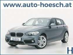 Jungwagen BMW 116d Advantage