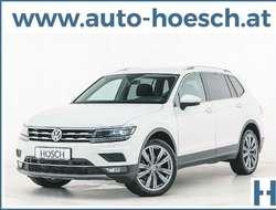 Jungwagen VW Tiguan Alls HL TDI 4WD