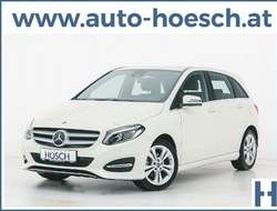 Jungwagen Mercedes-Benz B 220d Sports