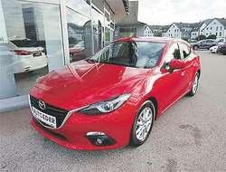 Topgepflegter Mazda3 Sport G120