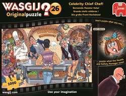 3 Wasgij Original Puzzle