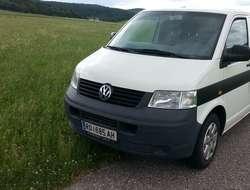 VW T5 Kleinbus, 2005, 132.500 km, € 5.200,-