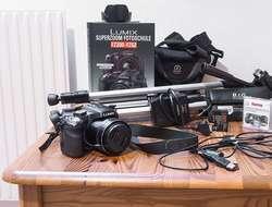Panasonic Lumix FZ 200 Kamera