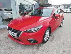 Wunderschöner Mazda3 Sport G120