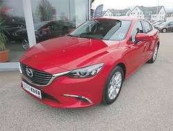 Neuwertiger Mazda6 G145 Attraction,