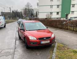 Ford Focus 02/06, 250.000 km