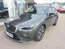 Jungwagen Mazda CX-3 G121 Revolution,