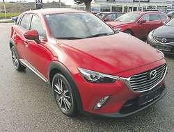 Mazda CX-3 Gebrauchtwagen und