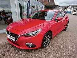 Top gepflegter Mazda3 Sport CD105