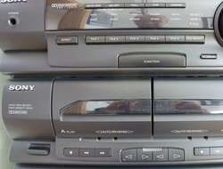 SONY Compact Hi-Fi Stereo System