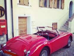 SUCHE Oldtimer Garage