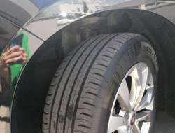 *-Neuwertig-* Continental Eco Contact 5 (205/55R16)
