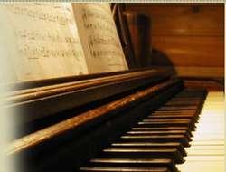 Klavierlehrer und Akkordeonunterricht