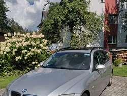Verkaufe einen BMW 320d Touring