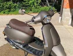 Moto BI BC 1 matt grau