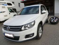 VW Tiguan Sport and Style 4motion