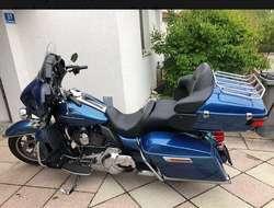 Harley Davidson Elektra Glide Ultra Limited FLHTK