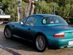 BMW Z3, 116 PS