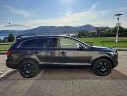 Gepflegter Audi Q7 3,0 TDI Allrad SUV mit Anhängerkupplung