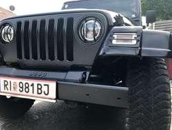 Jeep Wrangler 4 L TJ höher & breiter