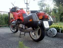 BMW R 1.100 RS Bj. 1994, 80.000 km rot,