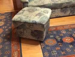 Verschenken Couchgarnitur L Form