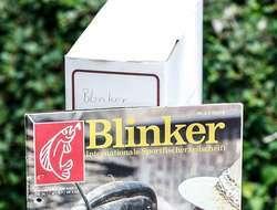 Blinker (Anglerzeitschrift) alle Jahrgänge 2/1983 - 4/2004 abzugeben!
