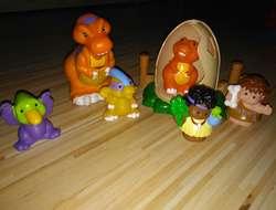 Little People Urzeit-Spielset