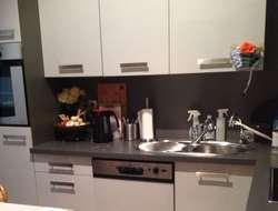 Küche mit E-Geräte zu verkaufen €1300,-