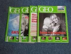 interessante Zeitschriften (zeitlos, auch für Urlaub und Ferien)