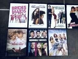 DVDS in Englisch