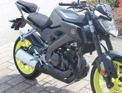 Yamaha MT 125 Naked Bike