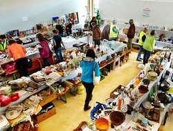 Flohmarkt der Evang. Pfarrgemeinde Windischgarsten - 13. & 14. April