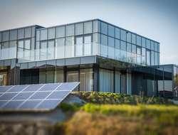 Solarfassade anstatt Heizung! Gesund Wohnen! Energie-Garantie