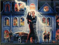 Verkaufe FLIPPER The Addams Family