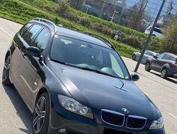 BMW 320d Touring - neues