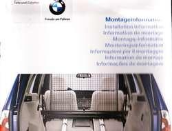 Fahrradhalter BMW X3