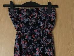 Sommerkleid lang Gr. 34