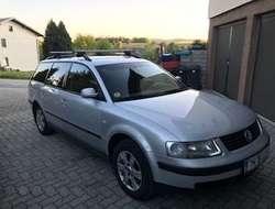 VW Passat Kombi  1,9 TDI, 116 PS (85kW)