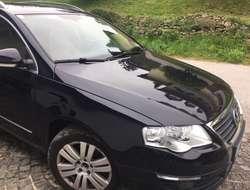 VW Passat Kombi Highline TDI 140 PS schwarz