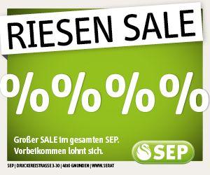 SEP Sale