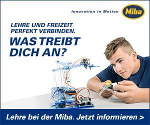 Miba Lehrlinge