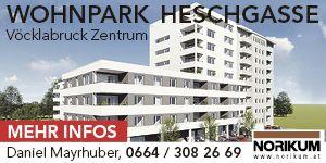 Norikum Vöcklabruck Wohnpark Heschgasse