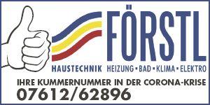 Förstl Haustechnik Kummernummer