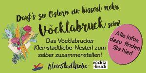 Stadtmarketing Vbruck Osternest Kleinstadtliebe